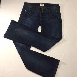 Hudson jeans cut #A04100 style# W170DCB sz 26